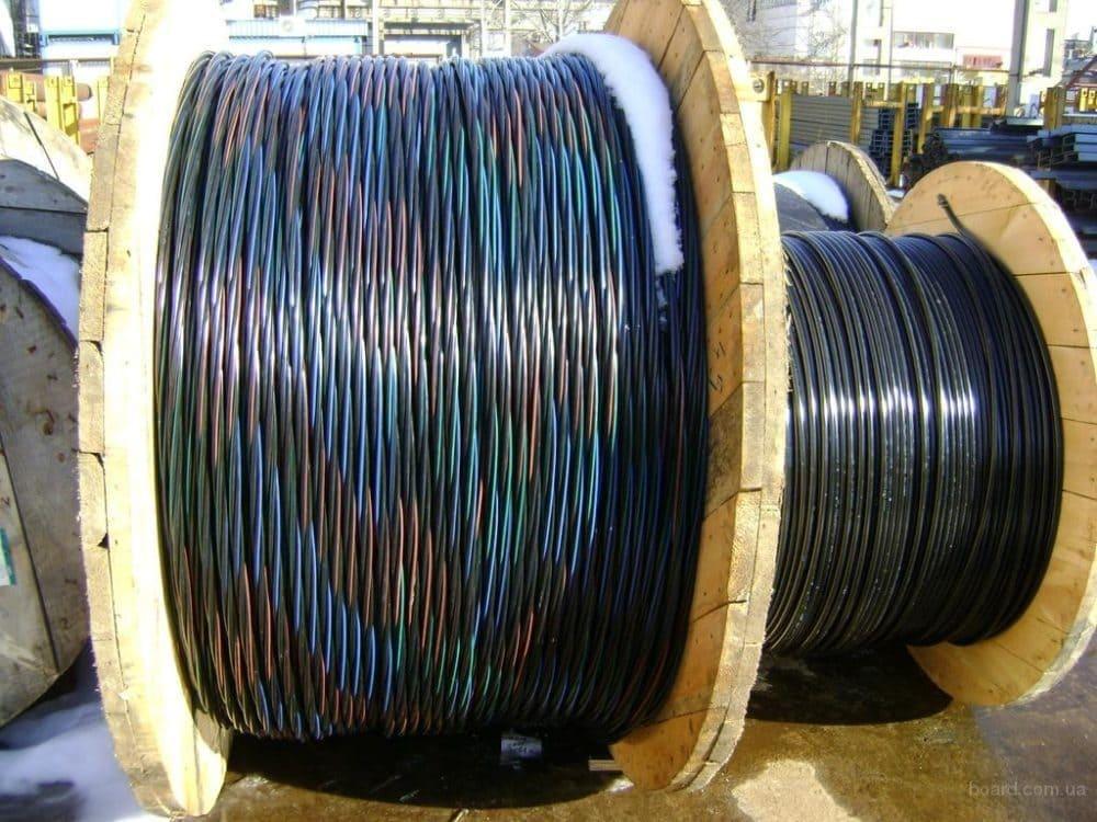 Скупаем кабель и провода различного сечения!