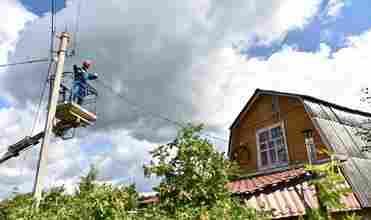 Упрощенный порядок заключения договоров энергоснабжения для собственников участков СНТ