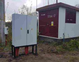 Электрификация СНТ «Садовник-1» в г. Янтарный