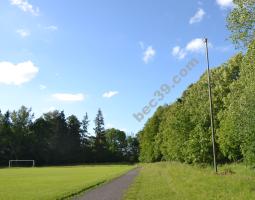 Освещение футбольного поля в г. Правдинск