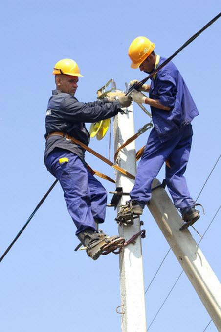Реконструкция электроснабжения СНТ