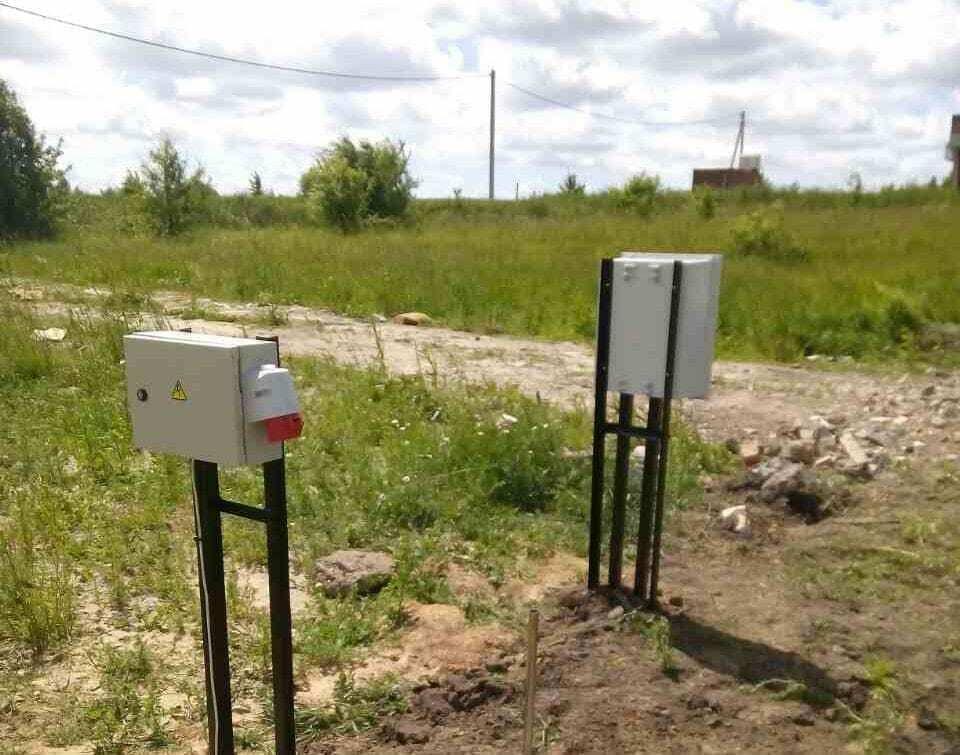 Присоединение ИЖС к электрическим сетям в п. Рассвет