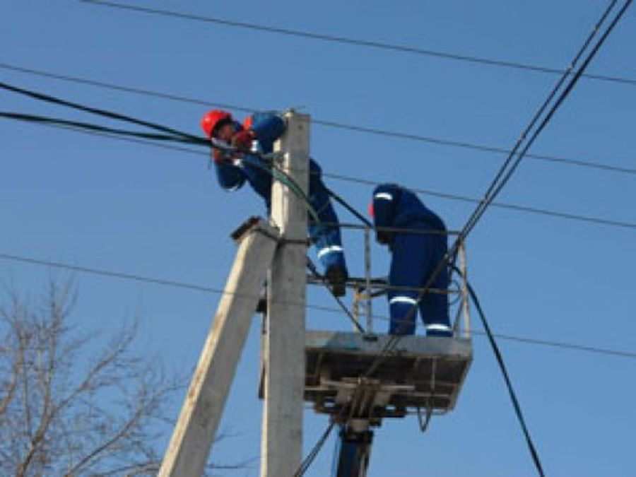 Монтаж провода СИП в Калининграде и области